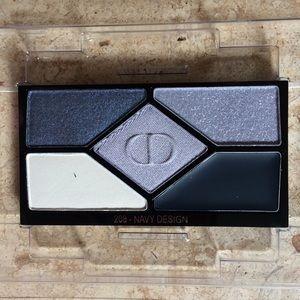 Dior eye shadow pallet